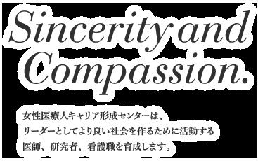 Sincerity & Compassion